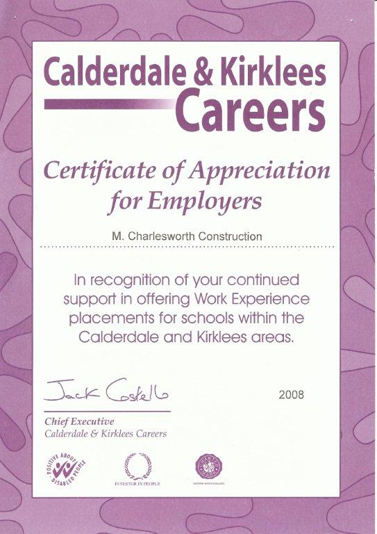 calderdale and kirklees careers