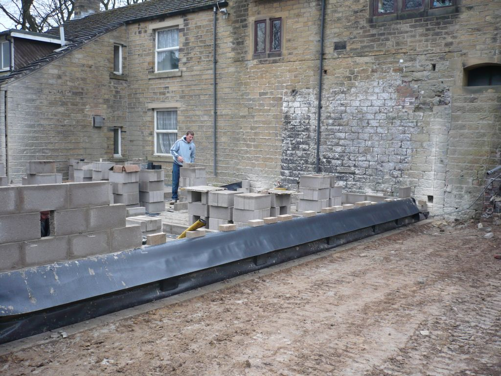 Dpc Injection And Damp Proof Membranes And Courses Kdn