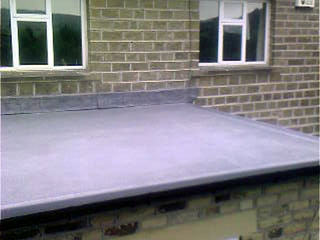 Topseal Flat Roof Products Supplied And Installed By Kdn
