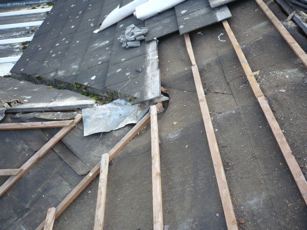 Roof Slate And Lead Repair Kdn Property Services Roofers
